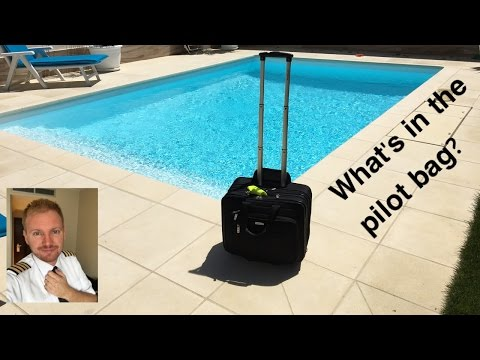 What's in the Pilot bag?