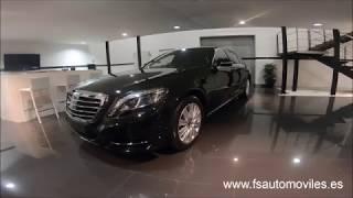 Mercedes - S 350d L - Vídeo review coches de lujo