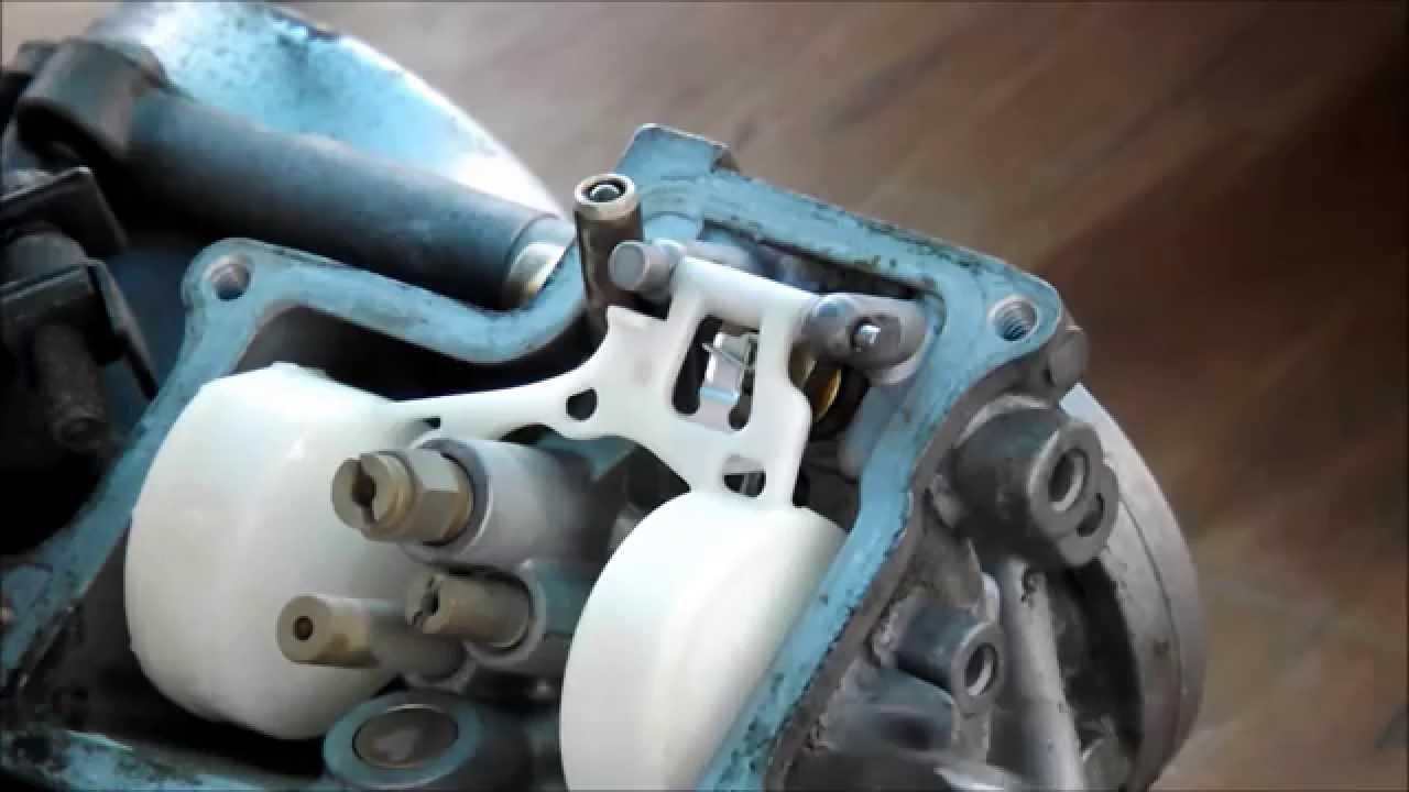 Diy How To 2002 Honda Shadow 750 Carburetor Repair Youtube