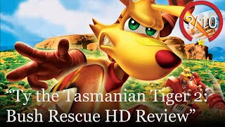 Ty the Tasmanian Tiger 2: Bush Rescue HD Review [Switch] (Video Game Video Review)