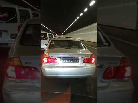 Accident at KPE