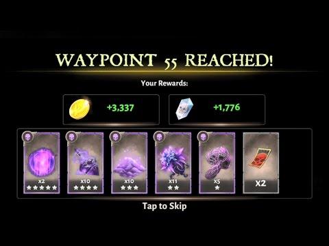 Dungeon Hunter 5 - Waypoint 55 (Trial Of Elements)