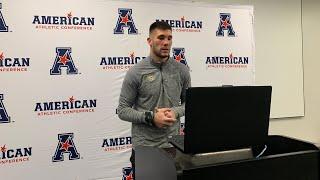 Post-Match Press Conference - AAC Title Match vs. Tulsa