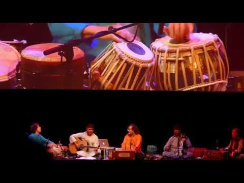 Zakir Hussein & Hariharan Performing 6