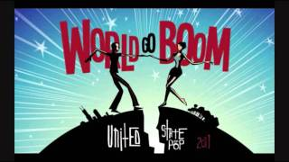 DJ Earworm - United State Of Pop 2011 (World Go Boom) [ With Lyrics ]