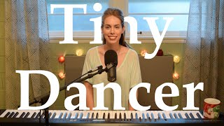 Tiny Dancer by Elton John (My Favorite!) - Cover by Allie Farris - Live Take