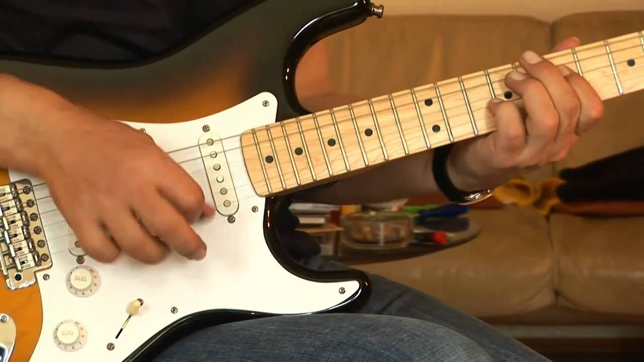 Recent Fender Stratocaster Jimmie Vaughan Signature Part1 Youtube Tex Mex Wiring
