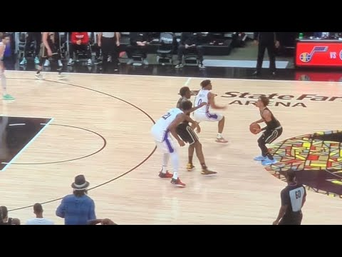 Hawks Trey Young 35-Foot 3-Pointer Vs 76ers Keeps Steph Curry Comparisons Alive - Vlog