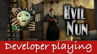Evil Nun Official - Explosion in the heights [Mobile Horror game]