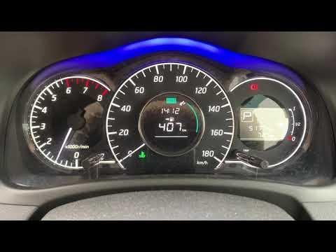 Расчёт расхода топлива Nissan Note 2015 E12 1,2л/92л.с.