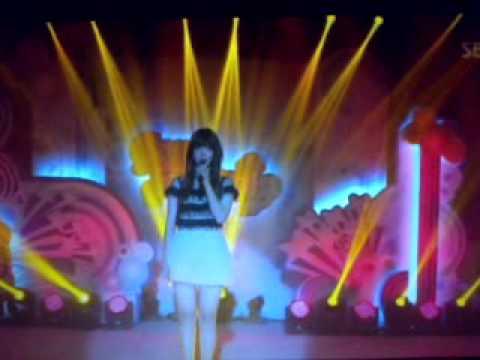 To the Beautiful You - Gu Jae Hee sing a song