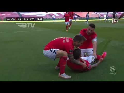 Goal | Golo Everton: Benfica (1)-0 FC Porto (Liga 20/21 #31)