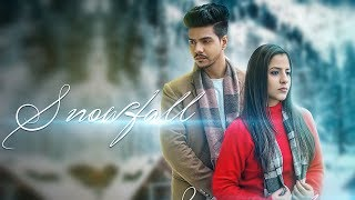 Snowfall (Official ) Hiten | Gill Dennis | Team Aj Films | New Punjabi Songs 2019