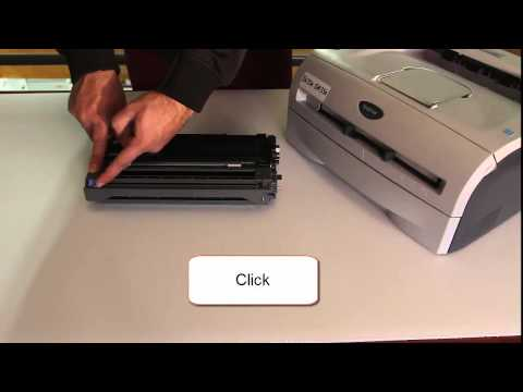 How to Clean the Corona Wire in DR350 For Brother Printers