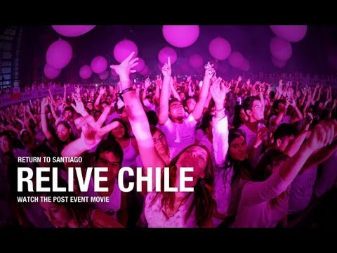 Sensation Chile 2013 'Innerspace' post event movie