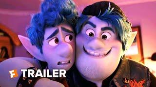 Onward Trailer #2 (2020)   Movieclips Trailers