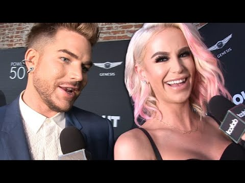 Watch the Moment Adam Lambert, Gigi Gorgeous Found Out Aaron Carter is Bisexual