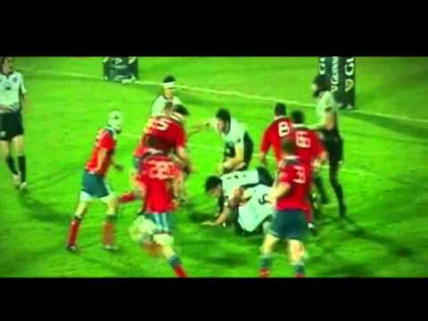 Pat Howard in Munster - Highlights