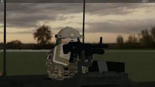 ROBLOX Task Force viúvos filmagem [MilSim]