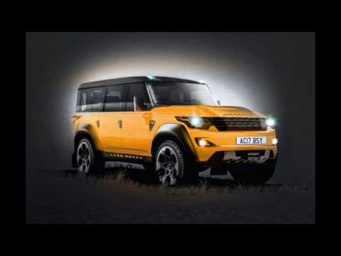 The next generation of Land Rover Defender is due to arrive in 2019.