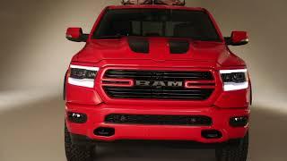 Mopar Customizes 2019 Ram 1500 at the Chicago Auto Show