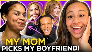 Dance Moms Nia Sioux DATING dance challenge w/ 6 GUYS | Date Drop