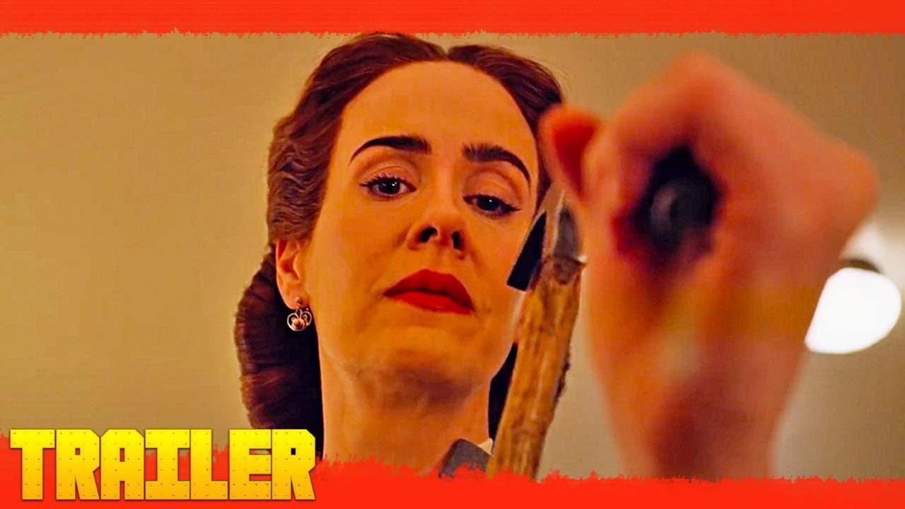 Ratched Temporada 1 (2020) Netflix Serie Tráiler Oficial Subtitulado