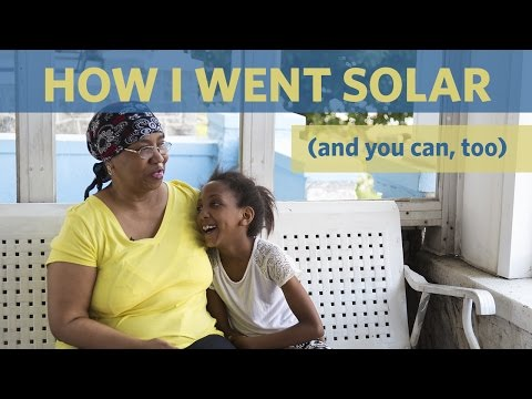 Ida Went Solar (You Can, Too)