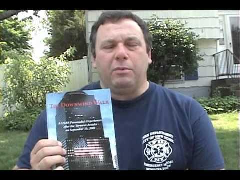 Paramedic writes book on 9/11 FDNY response