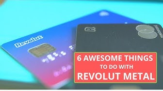 6 Awesome Things to do with Revolut METAL