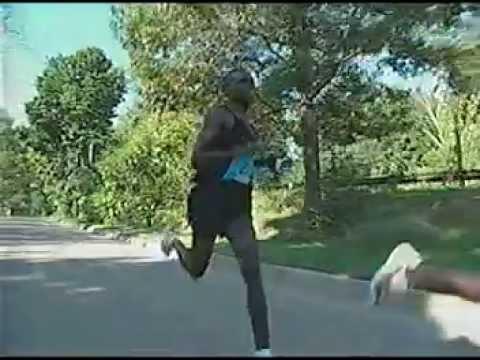 Khalid Khannouchi 1999 Philadelphia Distance Run