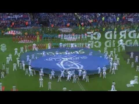 UEFA Super Cup 2014 (Real Madrid 2-0 Sevilla) 'A Spectators View'
