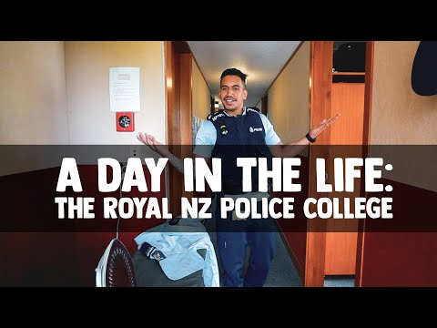 A Day in the Life at the Royal New Zealand Police College