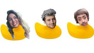 Scotty Sire, Kristen Mcatee & Liza Koshy being ducks for 3 mins straight