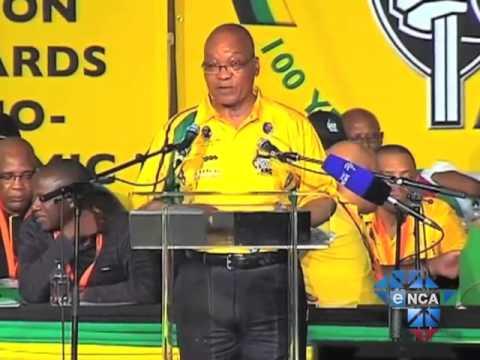 ANC more United than at Polokwane says Zuma