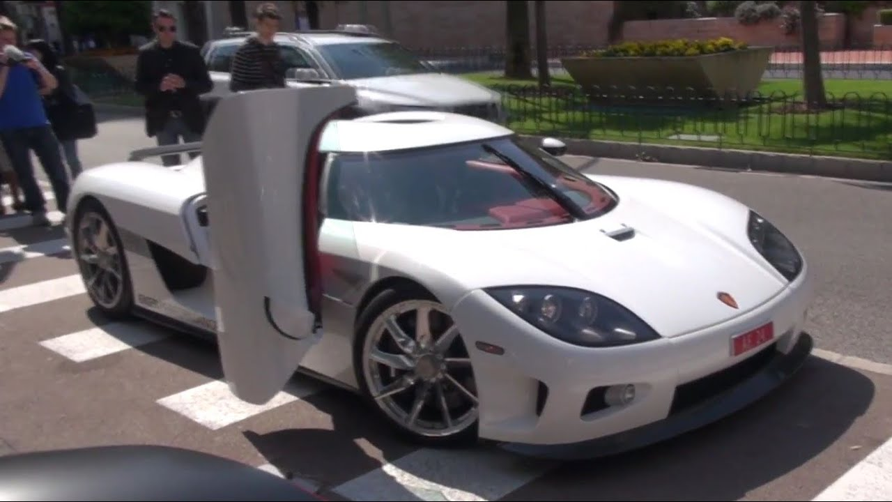 Koenigsegg One Interior >> Koenigsegg CCX ride in Monaco with Mr Bård Eker ...