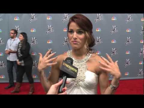 Cassadee Pope | Showing her Softer Side | The Voice Season 3 Top 10