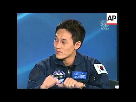NASA presents first South Korean astronaut