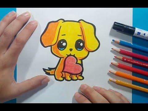 como-dibujar-un-perro-paso-a-paso-50-|-how-to-draw-a-dog-50