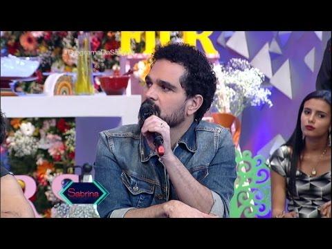 """""""Mando nudes e faço FaceTime"""", revela cantor Luciano"""