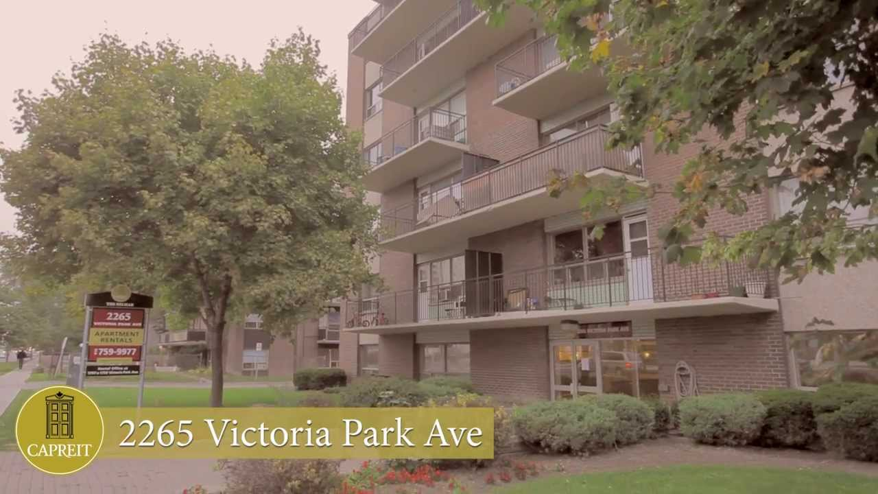 Toronto Apartments For Rent Video   2265 Victoria Park Ave