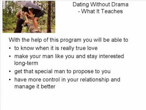 Buy dating without drama