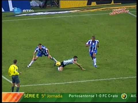 05J :: Sporting - 1 x Porto - 2 de 2008/2009