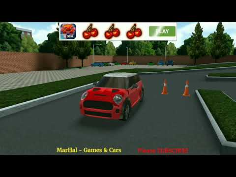 Car Driving & Parking School - Android Game - (Games2win.com)