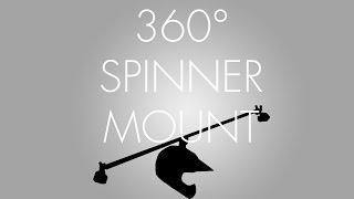 Tutorial: 360° Spinner Mount for GoPro