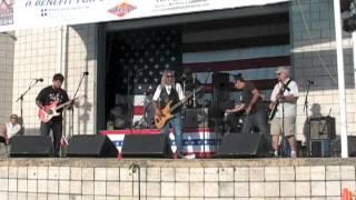 Gary Cavico & Stone blue at Marlboro Blues Fest