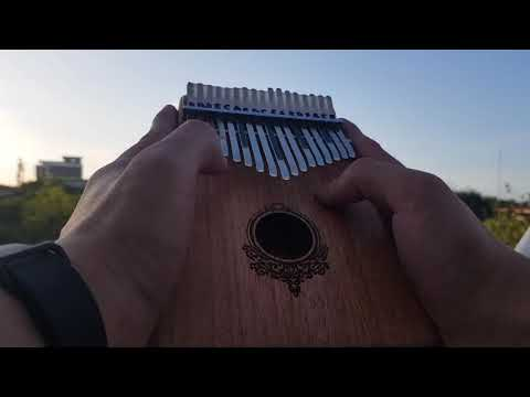 The Show (Lenka) - Kalimba Cover