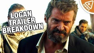 Logan Trailer Breakdown! (Nerdist News w/ Jessica Chobot)