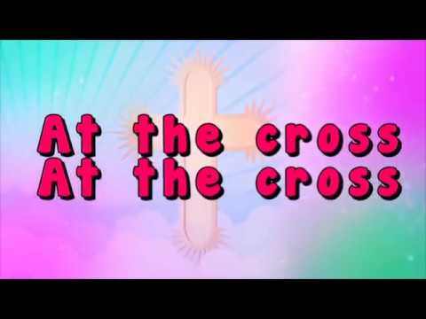 At the Cross (Love Ran Red) (Lyric Video) | Because He Lives [Simple Kids Easter]