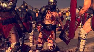 Total War: Rome II Blood and Sand HD (Blood and Gore Pack)